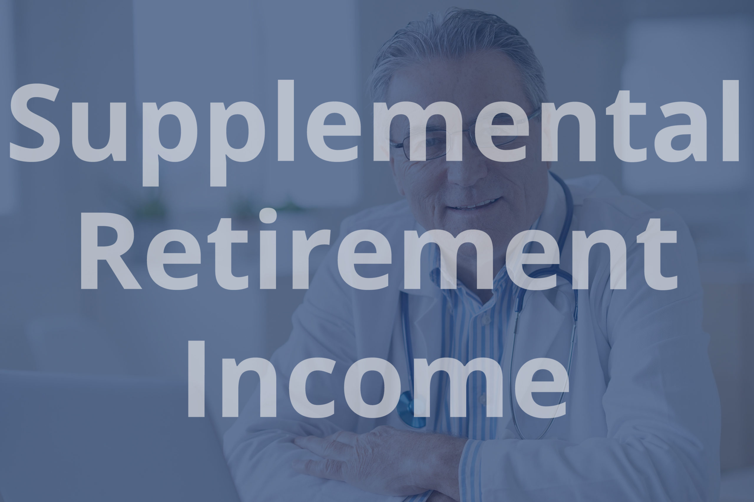 Supplemental retirment Cover copy